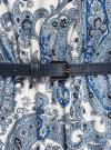Платье трикотажное с ремнем oodji #SECTION_NAME# (синий), 24008033-2/16300/1075E - вид 5