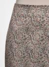 Юбка прямого силуэта базовая oodji #SECTION_NAME# (серый), 21608006-3B/14522/2340E - вид 4