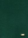 Юбка миди трикотажная oodji для женщины (зеленый), 14101105/48037/6900N