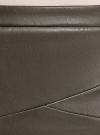 Юбка-карандаш из искусственной кожи oodji #SECTION_NAME# (зеленый), 18H01002/45059/6900N - вид 4