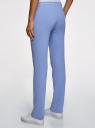 Комплект трикотажных брюк (2 пары) oodji #SECTION_NAME# (разноцветный), 16700045T2/46949/7569N - вид 3
