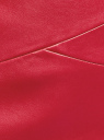 Юбка-карандаш из искусственной кожи oodji #SECTION_NAME# (красный), 18H01002B/45059/4C01N - вид 4