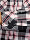 Платье-рубашка с карманами oodji #SECTION_NAME# (разноцветный), 11911004-2/45252/2912C - вид 5