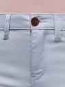 Шорты джинсовые стретч с отворотами oodji #SECTION_NAME# (синий), 12807082B/45491/7000W - вид 5