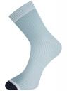 Комплект из трёх пар носков oodji #SECTION_NAME# (разноцветный), 57102908T3/15430/2 - вид 3