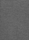 Юбка жаккардовая с поясом из искусственной кожи oodji для женщины (серый), 24101042-5/46979/2912G
