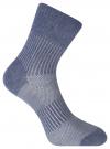 Комплект из трех пар спортивных носков oodji #SECTION_NAME# (синий), 57102811T3/48022/17 - вид 3