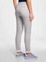 Комплект спортивных брюк (2 пары) oodji #SECTION_NAME# (серый), 16701010T2/46980/2369N - вид 3