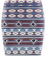 Юбка трикотажная базовая oodji для женщины (красный), 14101001B/46159/4570G