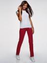 Комплект трикотажных брюк (2 пары) oodji #SECTION_NAME# (разноцветный), 16700045T2/46949/6 - вид 6