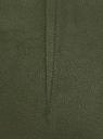 Легинсы из искусственной замши oodji для женщины (зеленый), 18G07099/47301/6800N