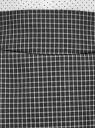 Юбка короткая с карманами oodji #SECTION_NAME# (черный), 11605056-2B/22124/2923C - вид 5