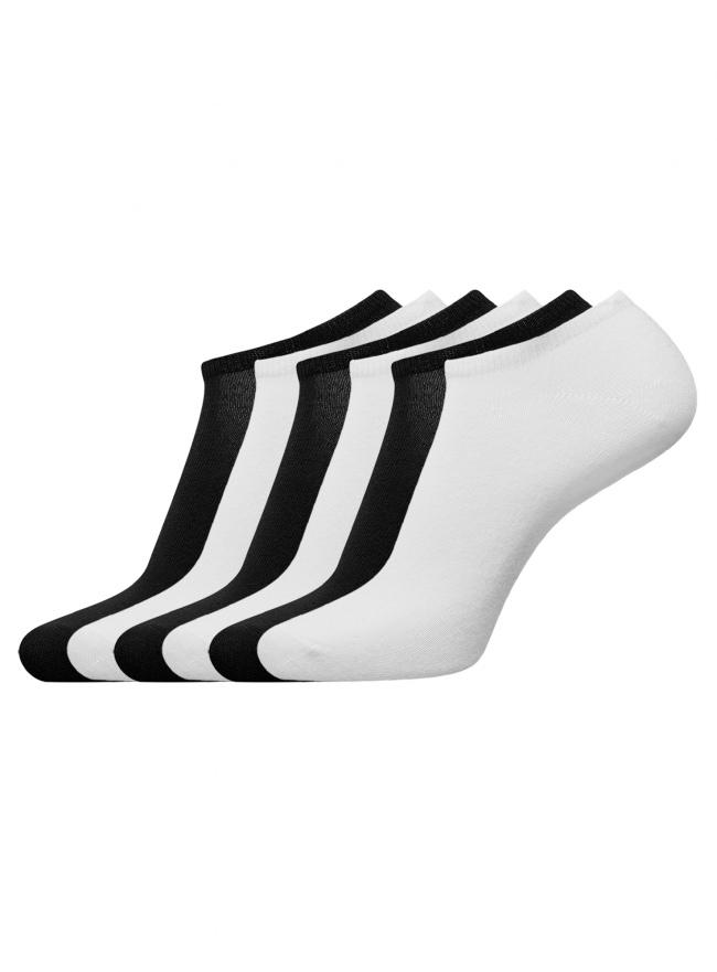 Комплект из шести пар носков oodji для мужчины (разноцветный), 7B261000T6/47469/1908N