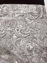Джинсы slim fit принтованные oodji #SECTION_NAME# (белый), 12103123/35323/1229E - вид 5