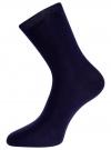 Комплект высоких носков (3 пары) oodji для женщины (разноцветный), 57102902T3/47469/40 - вид 4