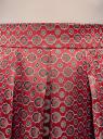 Юбка расклешенная со встречными складками oodji для женщины (красный), 11600396-3/45935/4529G