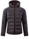 Куртка базовая с капюшоном oodji #SECTION_NAME# (синий), 1B112008M/25278N/7900N