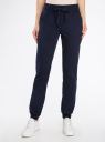 Комплект трикотажных брюк (2 пары) oodji #SECTION_NAME# (синий), 16700030-15T2/46173/7900N - вид 2