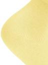 Носки базовые хлопковые oodji #SECTION_NAME# (желтый), 57102466B/47469/5000N - вид 3