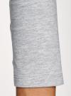 Платье с вырезом-лодочкой (комплект из 2 штук) oodji #SECTION_NAME# (разноцветный), 14017001T2/47420/19J1N - вид 5