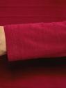 Водолазка базовая из хлопка oodji для женщины (красный), 15E02003/49067/4901N