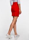 Комплект трикотажных юбок (3 штуки) oodji #SECTION_NAME# (красный), 14101001T3/46159/4500N - вид 3