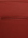 Брюки-чиносы с ремнем oodji #SECTION_NAME# (красный), 11706190-5B/32887/4903N - вид 5