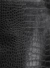 Юбка из искусственной кожи на молнии oodji #SECTION_NAME# (черный), 18H00003-2/49702/2900N - вид 5