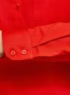 Рубашка базовая с нагрудными карманами oodji #SECTION_NAME# (красный), 11403222B/42468/4500N - вид 5