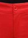 Брюки-чиносы хлопковые oodji для женщины (красный), 11706207B/32887/4501N - вид 4
