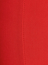 Юбка прямая на эластичном поясе oodji #SECTION_NAME# (красный), 11602177/38253/4500N - вид 5