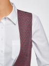 Жилет классический с декоративными карманами oodji #SECTION_NAME# (красный), 12300102/22124/7943C - вид 5