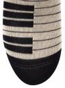 Комплект носков с двойной резинкой (3 пары) oodji для женщины (разноцветный), 57102703T3/47469/28