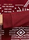 Свитшот с принтом и вышивкой oodji #SECTION_NAME# (красный), 14801041/45752/4933P - вид 5