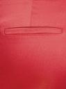 Шорты хлопковые базовые oodji #SECTION_NAME# (розовый), 11801093-1B/14522/4D00N - вид 5