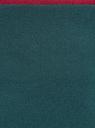 Юбка прямая с завышенной талией oodji #SECTION_NAME# (зеленый), 21601259-1/31291/6C00N - вид 4