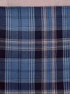 Юбка со шлицей сзади oodji #SECTION_NAME# (синий), 21601296-2/45943/744BC - вид 4