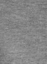 Легинсы базовые трикотажные oodji для женщины (серый), 18700046-2B/47618/2000M