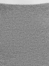 Юбка-карандаш трикотажная oodji #SECTION_NAME# (серый), 24101052/48596/2512J - вид 4