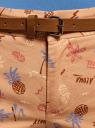 Брюки-чиносы хлопковые oodji для женщины (розовый), 11706193B/42841/4380O