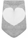 Комплект из трех пар носков oodji для женщины (разноцветный), 57102466T3/47469/11