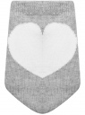 Комплект из шести пар носков oodji для женщины (разноцветный), 57102466T6/47469/6