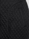 Юбка из фактурной ткани с молнией спереди oodji #SECTION_NAME# (черный), 11600410/38325/2900N - вид 5