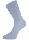 Комплект высоких носков (6 пар) oodji #SECTION_NAME# (разноцветный), 57102902T6/47469/33 - вид 4