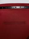 Брюки-чиносы с ремнем oodji #SECTION_NAME# (красный), 11706190-3B/32887/4900N - вид 5