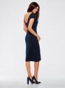 Платье миди (комплект из 2 штук) oodji #SECTION_NAME# (разноцветный), 24001104T2/47420/19JHN - вид 3