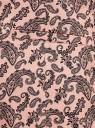 Жакет приталенный базовый oodji #SECTION_NAME# (розовый), 21203064-5B/14522/4A29E - вид 5