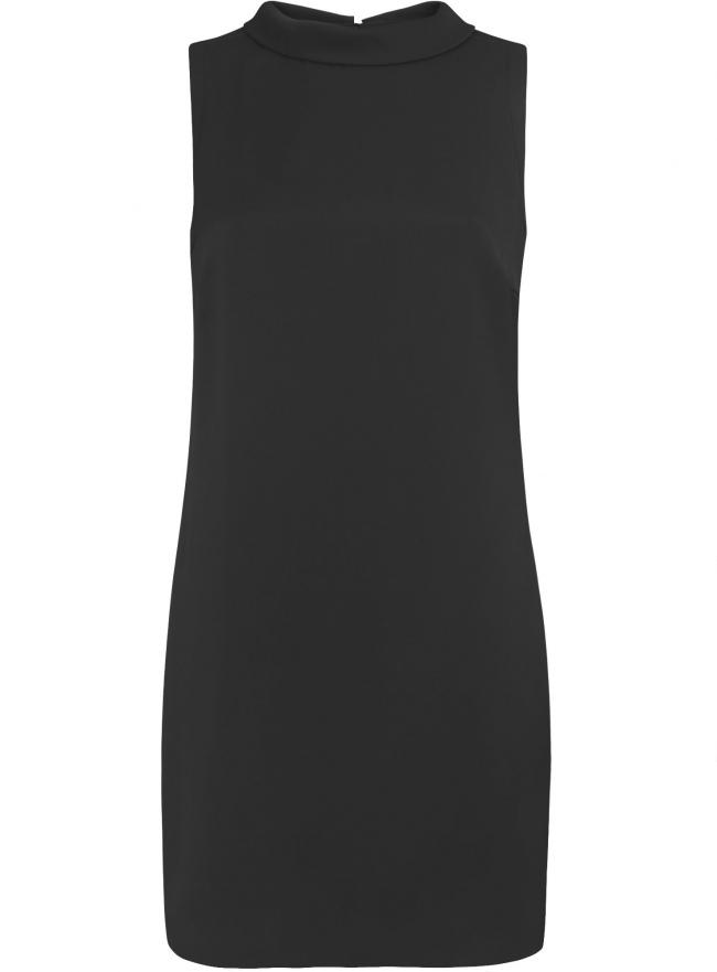 Платье oodji для женщины (черный), 21909017/42710/2900N
