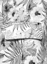 Жакет хлопковый приталенный oodji для женщины (белый), 21203085-1B/14522/1023F
