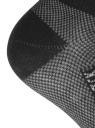 Комплект укороченных носков (6 пар) oodji для женщины (черный), 57102604T6/48022/5